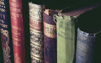 Antique Books & Novella